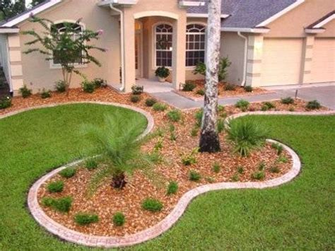 backyard border landscaping ideas homes lifestyles images river rock garden edging ideas