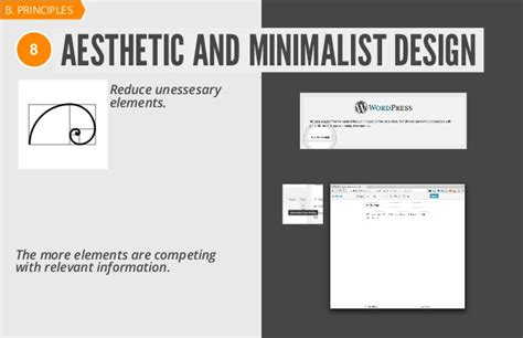 minimalist design principles 8 aesthetic and minimalist design