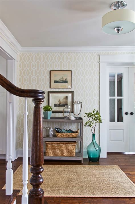 beautiful entryways 10 ways to give neutral walls some style
