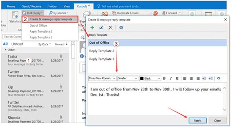 edit outlook email template how to edit an existing email template in outlook