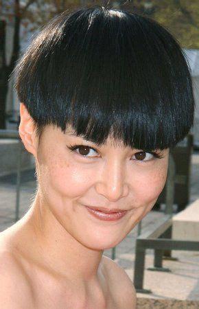 rinko kikuchi short hair beauty of imperfection rinko kikuchi pilem pileman