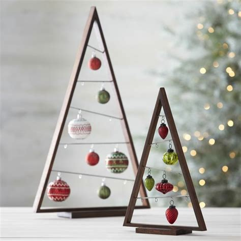 remodelaholic diy ornament display tree