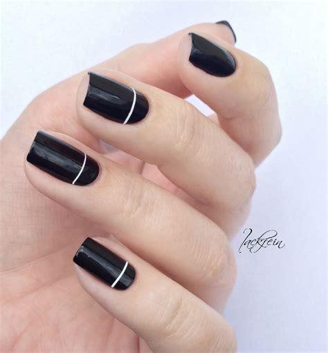 matter schwarzer nagellack 220 ber 1 000 ideen zu schwarzer nagellack auf