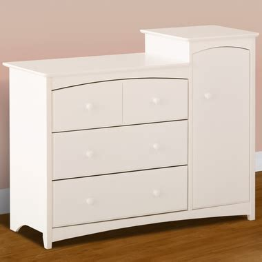 Changing Table Dresser Combo by Beatrice Combo Tower Dresser In White 03585 741 By