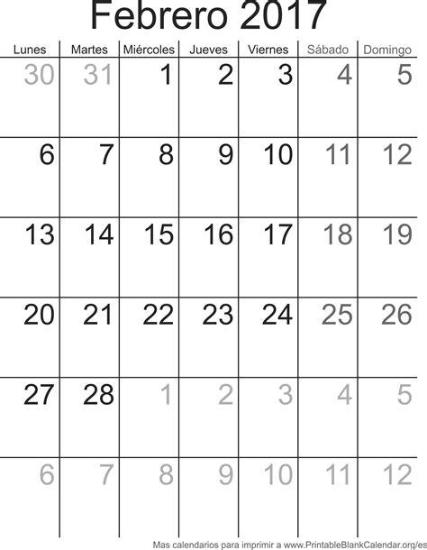 Calendario Es Calendarios Para Imprimir Printableblankcalendar Org Es