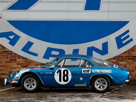 alpine a110 wallpaper renault alpine a110 rally car wallpapers 2048x1536
