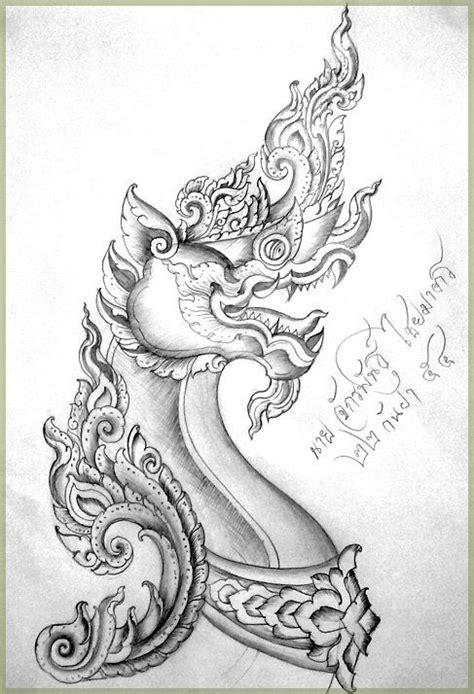 naga buddha tattoo 32 best khmer tattoo images on pinterest khmer tattoo
