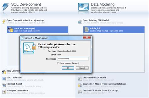 membuat database java mysql tutorial mysql membuat view dengan mysql workbench