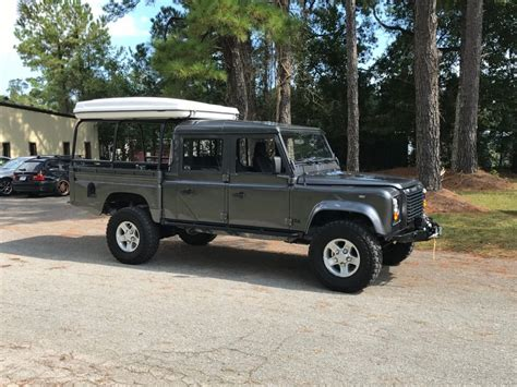 customized land rover customized 1985 land rover defender offroad for sale