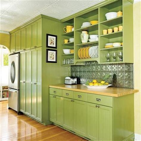 green cabinet kitchen 185 best kitchen cabinet color ideas images on pinterest