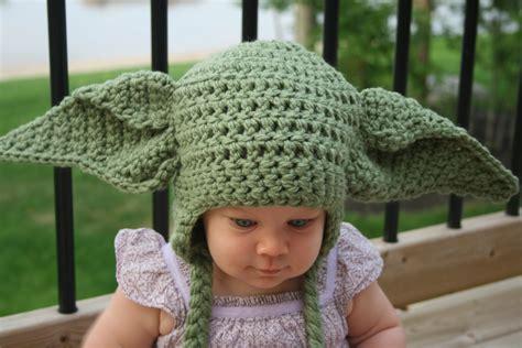 crochet pattern yoda ears yoda hats tag hats