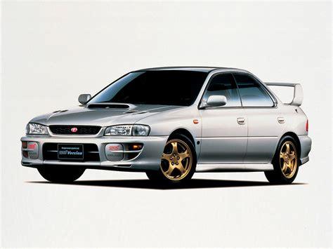 1998 subaru impreza 1998 subaru impreza wrx sti version v subaru supercars