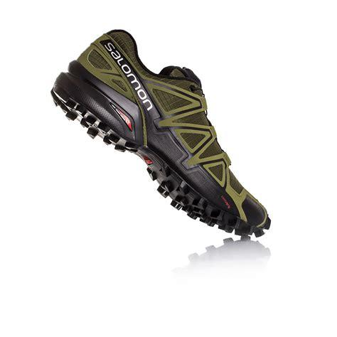Salomon For 4 salomon speedcross 4 trail running shoe ss17 45
