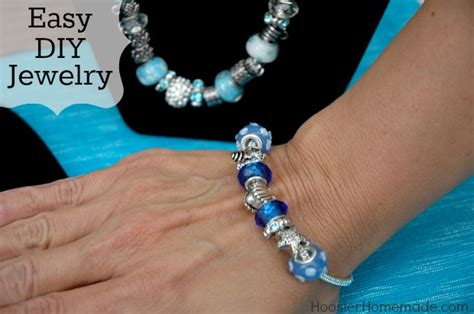 how to make easy jewelry easy diy jewelry gifts for hoosier