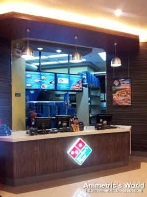 domino pizza miko mall domino s pizza at a venue mall makati city animetric s