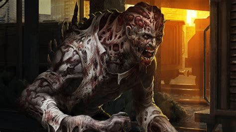 Dying Light Zombies by Dying Light Meet Your Enemies All Types Vgamerz
