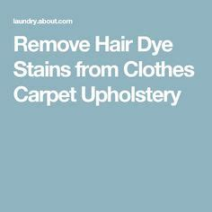 how to remove hair spray stains stains how to remove