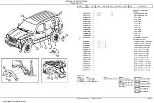 2002 Jeep Liberty Exhaust System Diagram Jeep Liberty Accessories And Jeep Liberty Parts