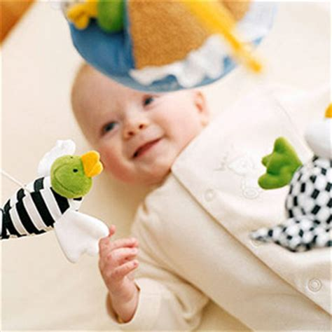 when does baby eye color develop 5 ways to stimulate your baby s senses