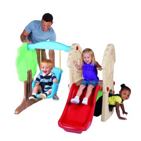 little tikes climber and swing little tikes hide and seek climber and swing game room