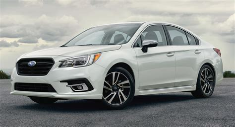 2019 Subaru Legacy by 2019 Subaru Legacy And Outback Debut With Additional