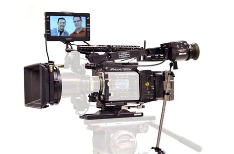 sony f55 panavision panavized f55 film and digital times