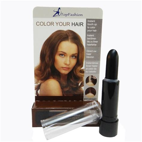 hair color touch up temporary cosmetic cover your grey white hair touch up