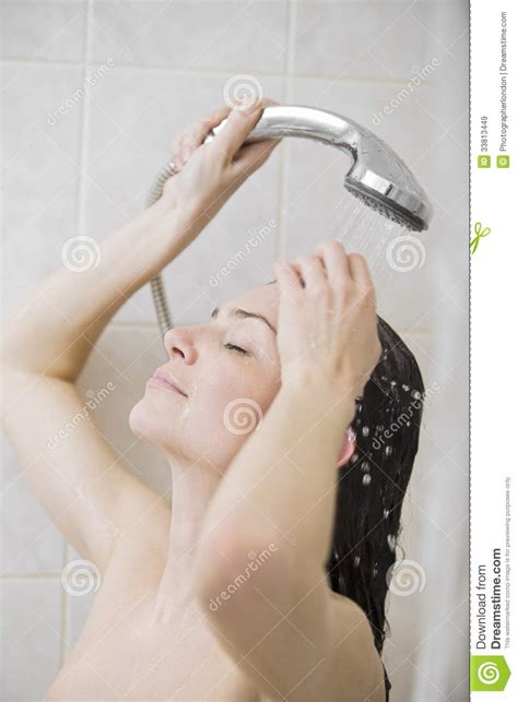 Of Taking Showers by Taking Shower Royalty Free Stock Images Image