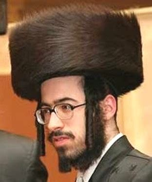 hasidic jewish men hair footsteps to a new home beit deena