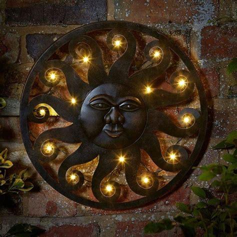 Metal Sun Wall Uk