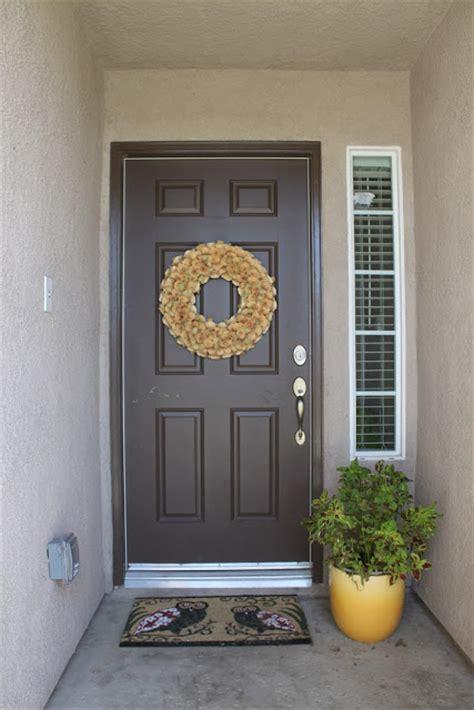 spray paint exterior door spray paint the front door no 2 pencil
