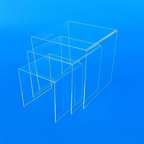 tavoli in plexiglass prezzi tavolini in plexiglass su misura