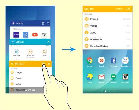 Samsung Multi Window samsung galaxy note 5 multi window manual