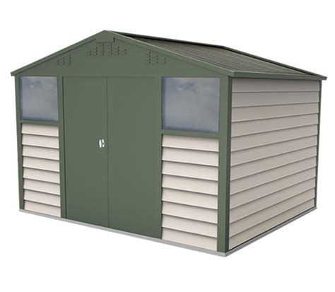 bike sheds  metal garden storage units  trimetals uk
