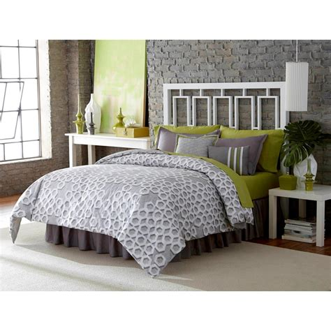 geometric bedding cannon muslin comforter geometric home bed bath