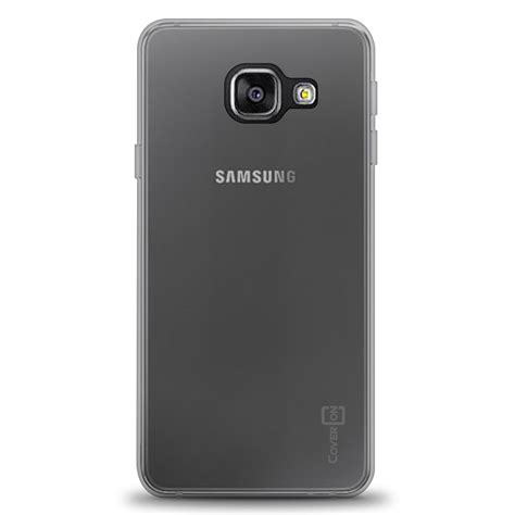 Casing Slim Fit Carbon Samsung Galaxi A3 2017 coveron for samsung galaxy a3 2017 slim tpu thin soft phone cover ebay