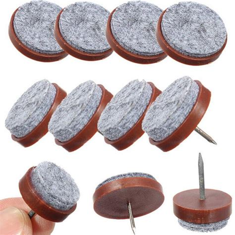 furniture glides for tile floors new arrival high quality 10pcs 24mm table chair legs
