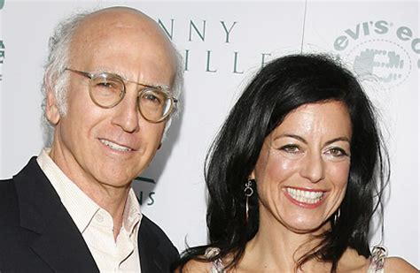 Laurie And Larry David Split by Well After The Divorce I Went Home And By Larry David