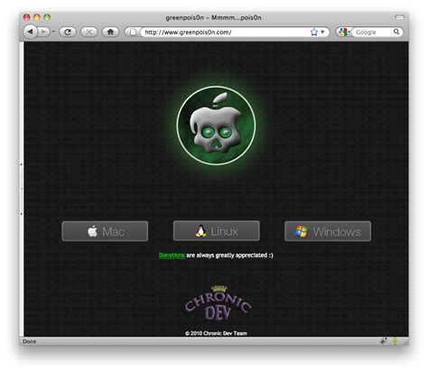 tutorial hack iphone how to jailbreak your iphone 4 using greenpois0n mac 4