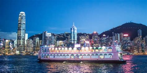 symphony of lights dinner cruise bauhinia harbor cruise symphony of lights dinner cruise
