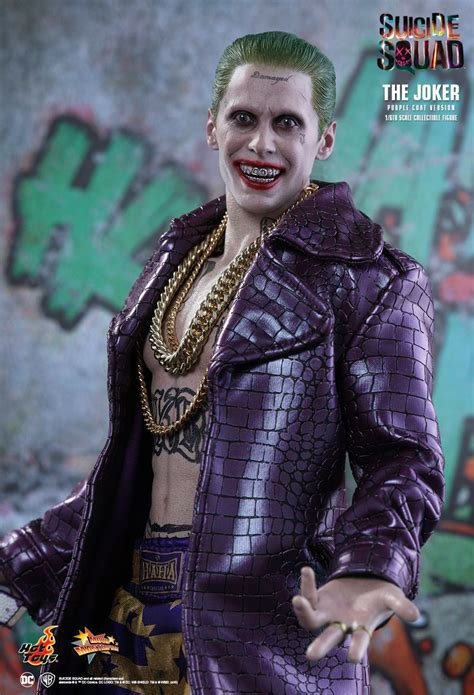 Toys Joker Squad Purple Coat toys squad joker purple coat 1 6 figure toyslife