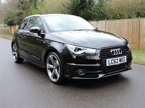 Audi A1 Schwarz by Audi A1 2 0 Tdi S Line Black Edition Walkaround