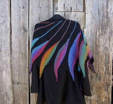 feather yarn knitting patterns beautiful shawl pattern on ravelryglad i knit bird
