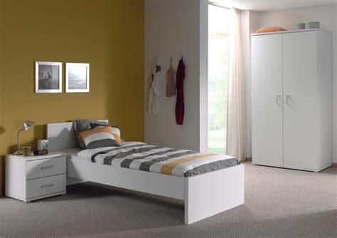 Komplett Schlafzimmer Mit Einzelbett by Jugendzimmer Milan Komplett Mit Einzelbett