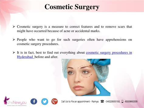 7 Cosmetic Procedures Id To by Ppt Cosmetic Surgery Powerpoint Presentation Id 7163654