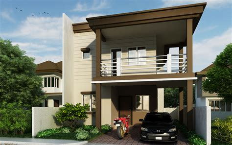 two storey residential house design two storey residential house design phd 2015008 pinoy house designs