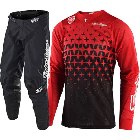 tld motocross gear troy designs 2018 mx megaburst black tld