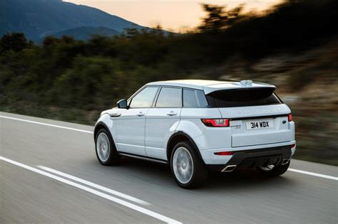 new land rover discovery 2018 land rover introduces new engines for 2018 evoque and