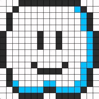 pattern maker games mario cloud perler bead pattern bead sprites