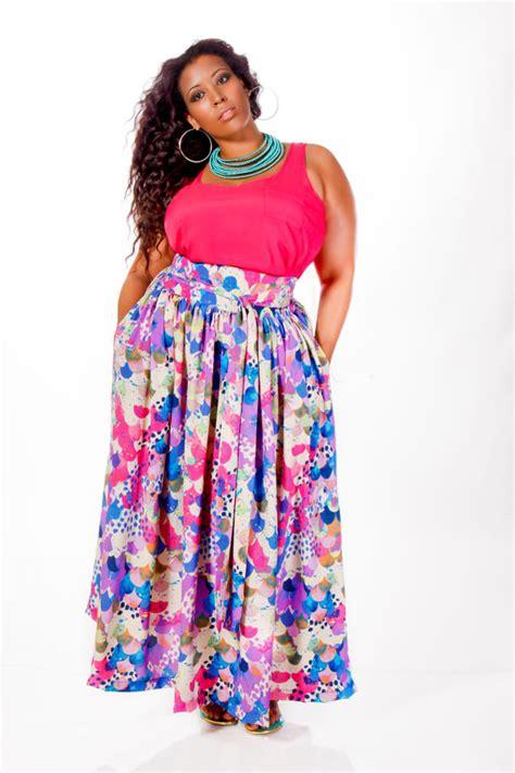 best plus maxi skirt photos 2017 blue maize